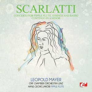 Image for 'Scarlatti: Allegro from Concerto for Fipple Flute, Strings and Basso Continuo in A Minor (Digitally Remastered)'