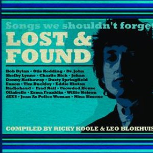 Image pour 'Lost & Found - Songs We Shouldn't Forget'