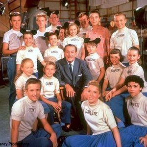 Image for 'The Mouseketeers'