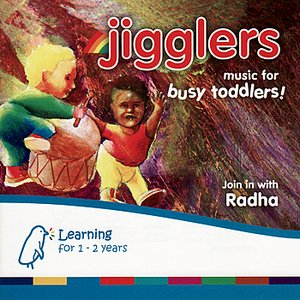 Image for 'Jigglers - Music For Busy Toddlers'