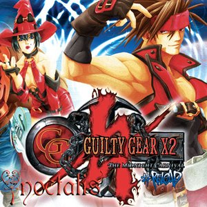 Image pour 'Guilty Gear XX The Midnight Carnival Original Soundtrack'