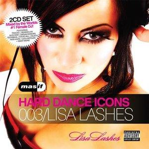 Image pour 'Masif Hard Dance Icons 003: Lisa Lashes'