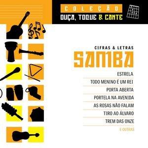 Immagine per 'Coleção Ouca, Toque E Cante - Samba'