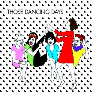 Image pour 'Those Dancing Days (Remixed by Detektivbyrån)'