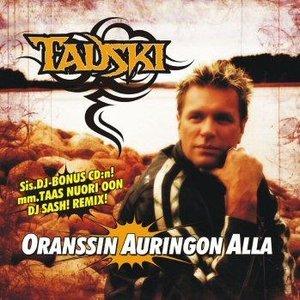 Image for 'Oranssin Auringon Alla'