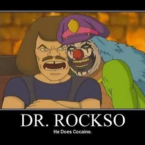 Image for 'Dr. Rockzo, the Rock 'n' Roll Clown'
