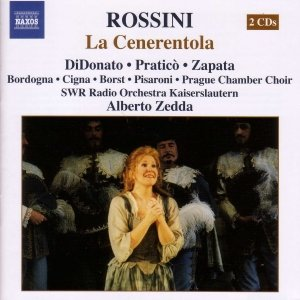Image for 'ROSSINI: La Cenerentola (Cinderella)'