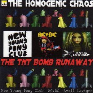 "Bild för '""The TNT Bomb Runaway"" (New Young Pony Club vs. AC/DC vs. Avril Lavigne)'"