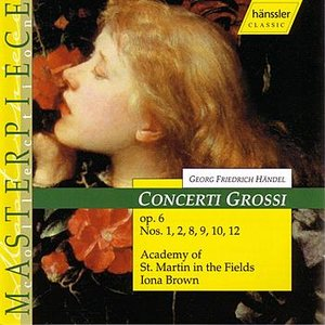 Image for 'Concerto Grosso op. 6 - George Frederic Handel'