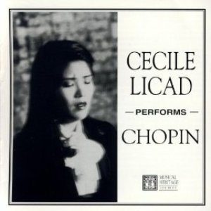 Image for 'Cecile Licad Performs Chopin'