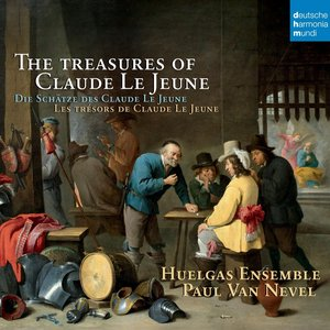 Image for 'The Treasures of Claude Le Jeune'