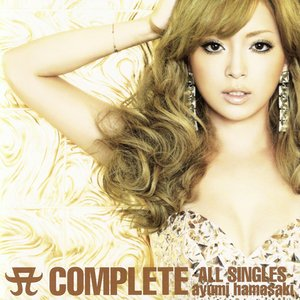 Image for 'A COMPLETE ~ALL SINGLES~'
