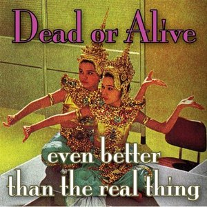 Image for 'Even Better Than The Real Thing'