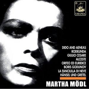 Image for 'Marha Mödl - Arie D'Opera & Lieder'