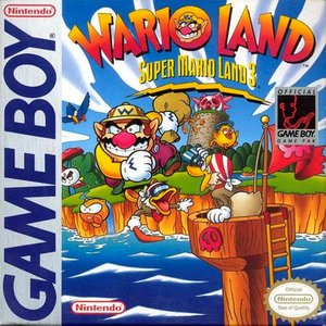 Bild för 'Super Mario Land 3: Wario Land Sound Collection'