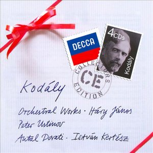 Image for 'Kodaly: Orchestral Works'