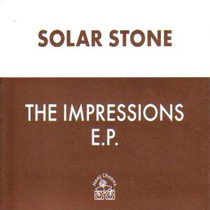 Image for 'The Impressions E.P.'