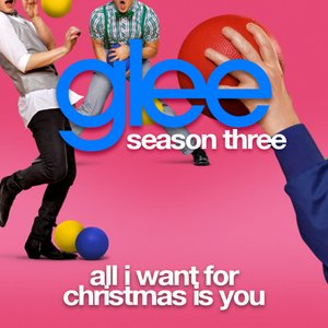 Image pour 'All I Want For Christmas Is You (Glee Cast Version)'