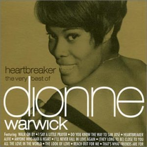 Imagen de 'Heartbreaker: The Very Best of Dionne Warwick'