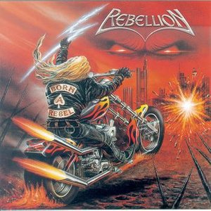 Image for 'Born a Rebel'