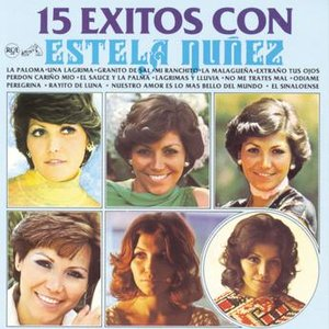 Image for '15 Exitos Con Estela Nunez'