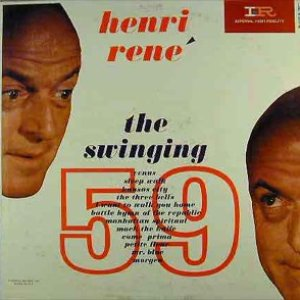 Image for 'The Swinging 59'