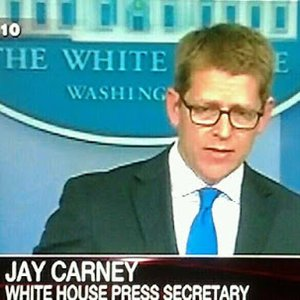 Image for 'Jay Carney'