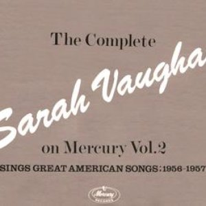Immagine per 'The Complete Sarah Vaughan On Mercury Vol.2'