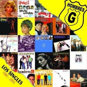 Imagem de 'Los Singles 1985-2005'