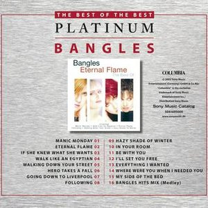 Image for 'Eternal Flame - Best Of The Bangles'
