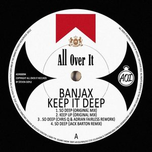 Image for 'Keep It Deep'