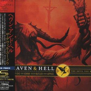 Bild für 'The Devil You Know (Shm-Cd, Japanese Vicp-70106)'