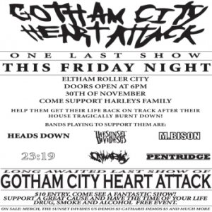 Image for 'Gotham City Heart Attack Remix (2007)'