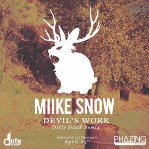 Immagine per 'Devil's Work (Dirty South Remix)'