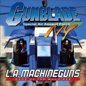 Immagine per 'Gunblade NY & L.A. Machineguns Original Soundtrack'
