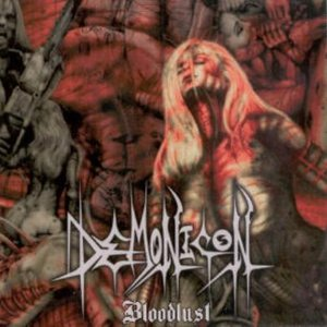 Image for 'Bloodlust'