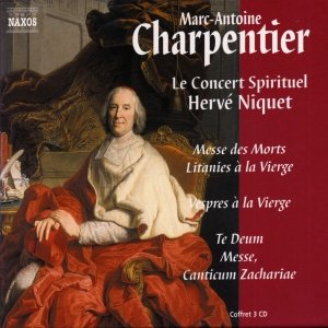 Image for 'CHARPENTIER 3 CD Box (France only)'