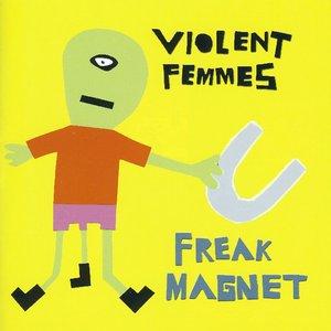Image for 'Freak Magnet'