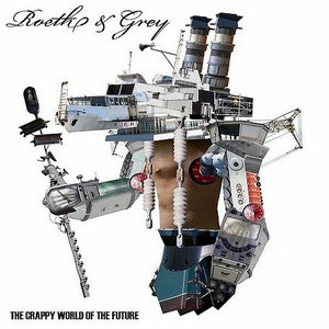 Image for 'The Crappy World of the Future'