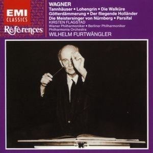 Image for 'Wilhelm Furtwängler conducts Wagner'