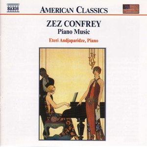 Bild für 'CONFREY: Piano Music'
