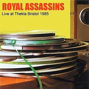 Image for 'Live Thekla Bristol 1985'