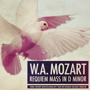 Immagine per 'W.A. Mozart: Requiem Mass in D Minor'