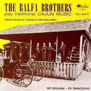 Imagem de 'The Balfa Brothers Play Traditional Cajun Music, Vol. 1 & 2'