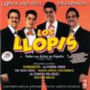 Bild für 'Los Llopis. Todos Sus Éxitos En España (1960-1962)'