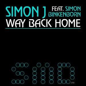 Image for 'Way Back Home (feat. Simon Binkenborn)'