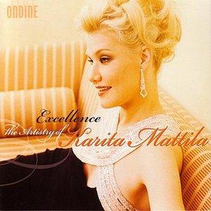 Bild für 'Excellence: The Artistry of Karita Mattila'