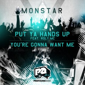 Image for 'Put Ya Hands Up feat. Roly MC / You're Gonna Want Me'