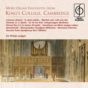 Image for 'More Organ Favourites from King's'