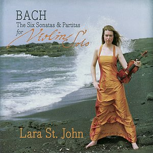 Immagine per 'Bach: The Six Sonatas & Partitas for Violin Solo'